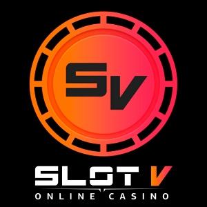 логотип казино slotv